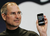 Iphone and jobs